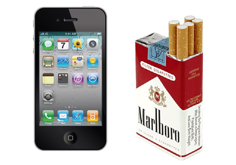 Cigarettes and Cellphones