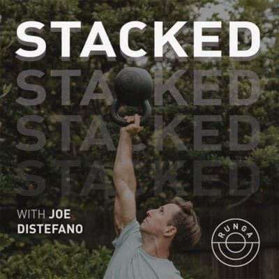 Stacked Podcast with Joe DiStefano