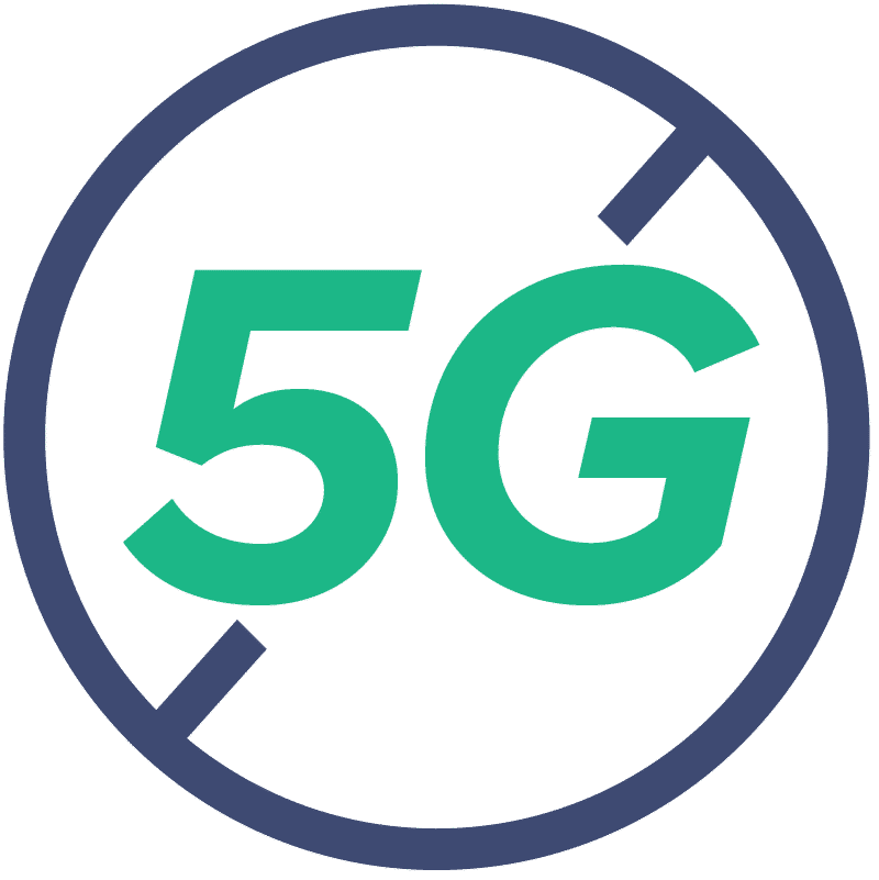 DefenderShield 5G Icon