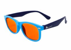 DefenderShield Kids Blue Light Filter & Blocker Computer Glasses
