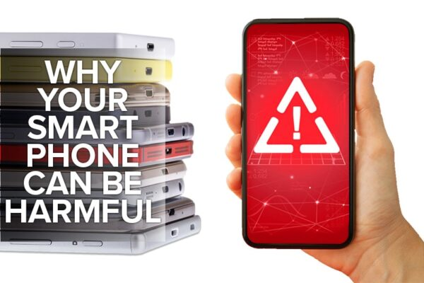 Why Your Cell Phone Can Be Harmful