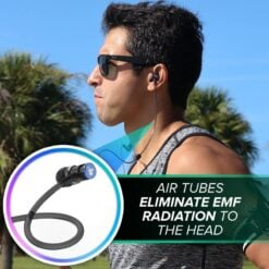 DefenderShield EMF Radiation Protection Earbuds Catalog