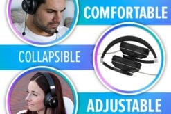 DefenderShield EMF Radiation Protection Adult Headphones Catalog
