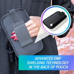 DefenderShield EMF Radiation Protection Pouch Catalog