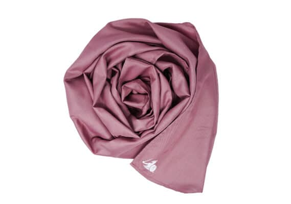 DefenderShield EMF Radiation Protection Rose Scarf