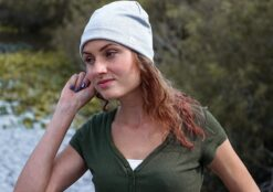 DefenderShield EMF Radiation Protection Beanie
