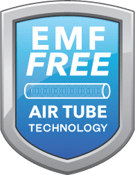 EMF FREE Air Tube Technology