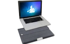 DefenderShield Laptop EMF Radiation Safety & Protection Sleeve