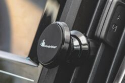 DefenderShield Magnetic Car Phone Mount - Universal Air Vent 360° Rotating Cell Phone Holder
