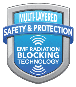 DefenderShield Multi-Layer EMF Radiation Shielding Technology