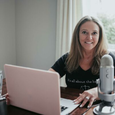 Sandy K Nutrition Health & Lifestyle Queen Podcast
