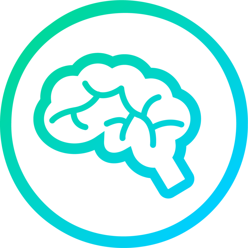 DefenderShield Study Brain Icon