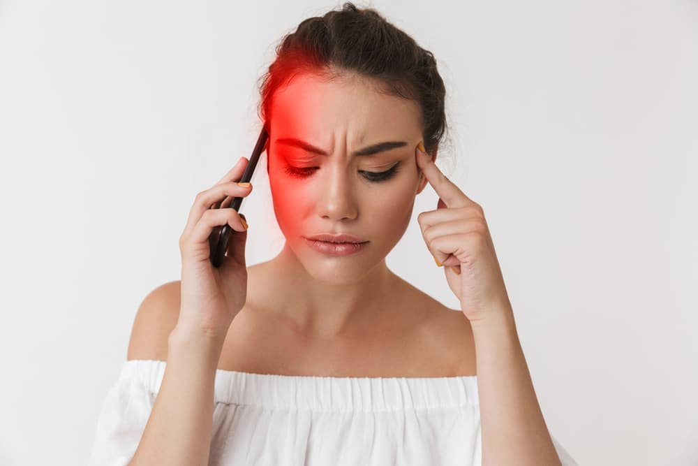 Migraines, Headaches & Mood: Symptoms of EMF Exposure from Mobile Devices