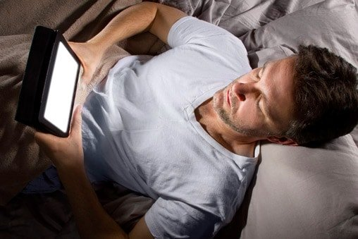 Turn Off Your Mobile Devices for Better Sleep