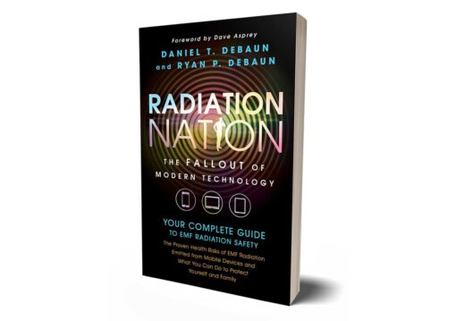 EMF Book - Radiation Nation: Complete Guide to EMF Radiation Protection & Safety