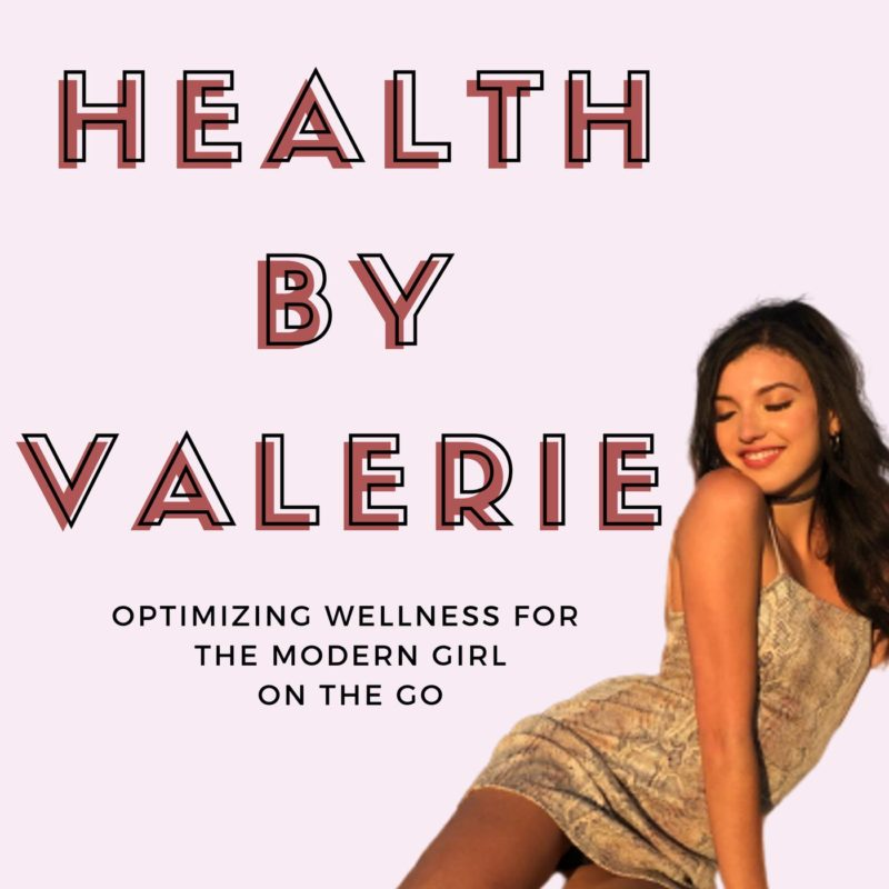 Health by Valerie Podcast
