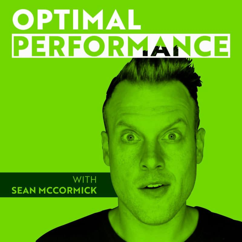 Optimal Performance Podcast with Sean McCormick