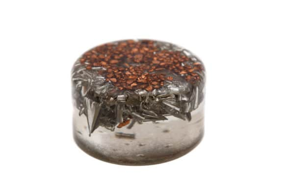 Does Orgonite offer any EMF protection?