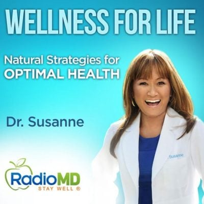 Wellness for Life with Dr. Susanne Bennett